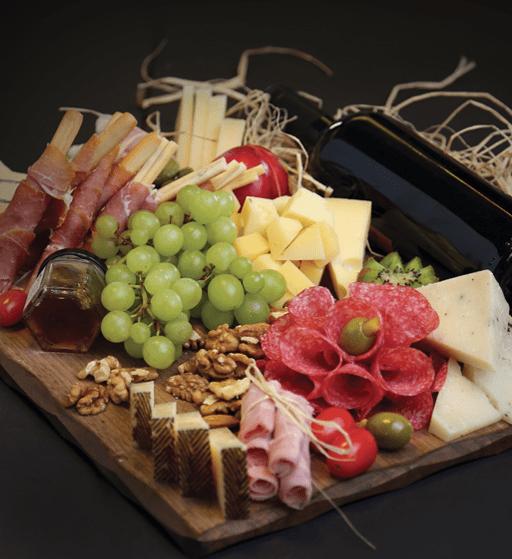 Cheese platter - Gerardo - Your Italian Restaurant