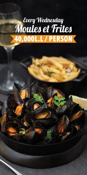 Mussels 300 x 600